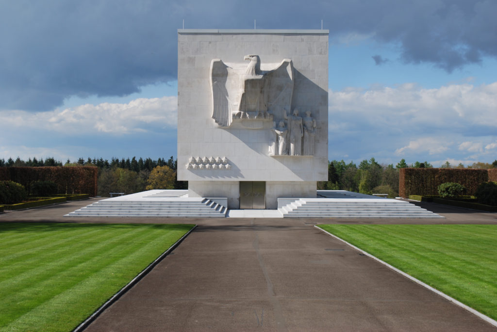 The Ardennes American Cemetery and Memorial, Neupré © Jean Housen, wiki commons