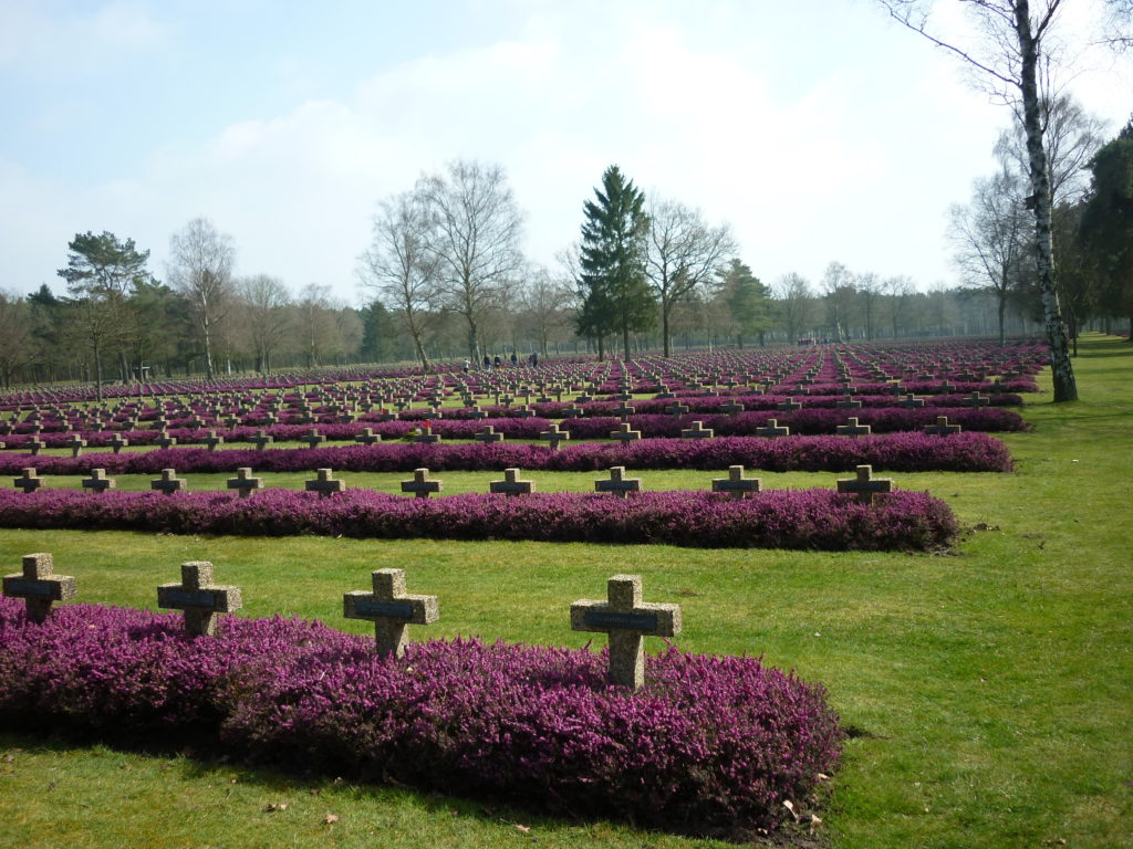 German war cemetery Lommel