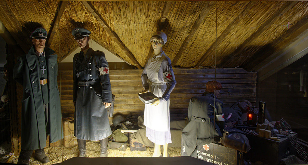 The La Roche Museum of the Battle of the Ardennes © Batarden-Gilles Bouillon