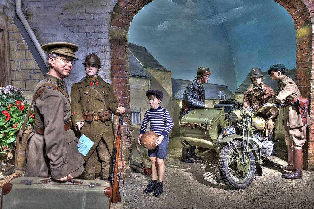 The Royal Museum of the Armed Forces and of Military History © Musée Royal de l'Armée-Bruxelles